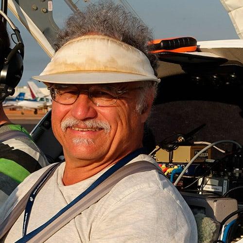 Professor Jorg Hacker - Photo Dr Anthony Romilio